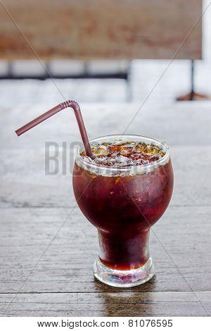 Ice Coffee Americano