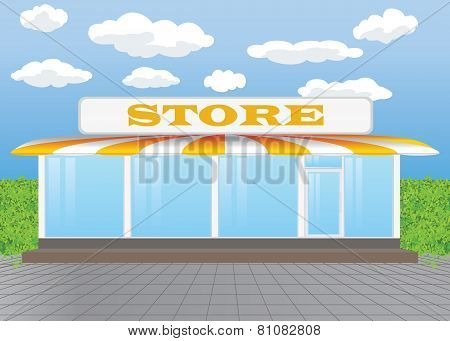 Stand Alone Store