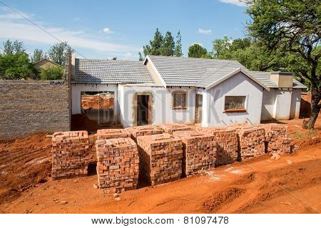 Bricks For New House