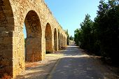 picture of aqueduct  - Aqueduct  - JPG