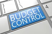 stock photo of budget  - Budget Control  - JPG