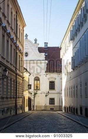Zagreb Upper town