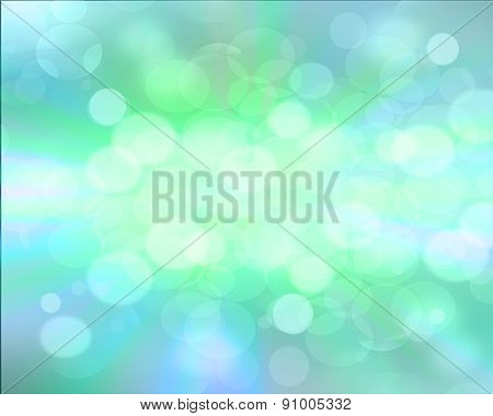 Soft Colored Summer Sky Abstract Background