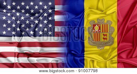 USA and Andorra.
