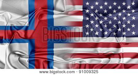 USA and Faroe Islands.