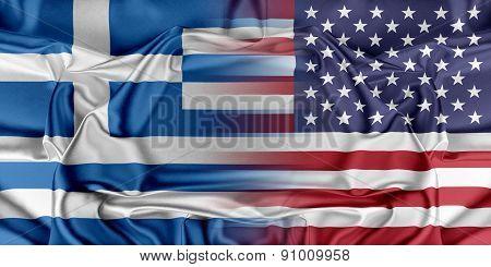 USA and Greece.