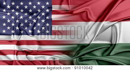USA and Hungary.