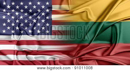 USA and Lithuania.