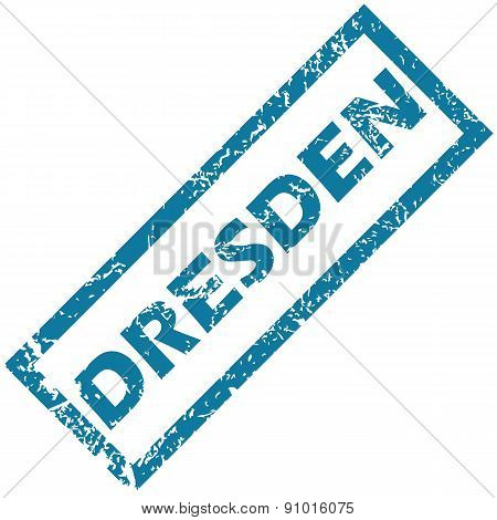 Dresden rubber stamp