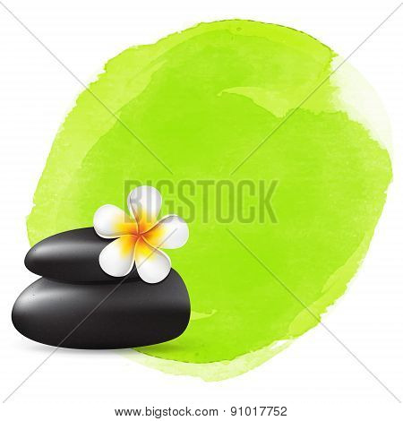 Spa Vector Background