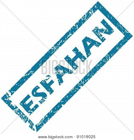 Esfahan rubber stamp