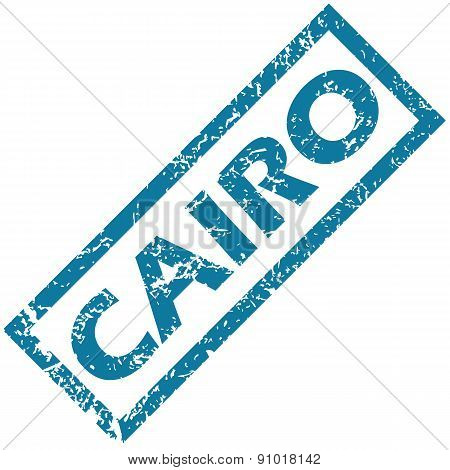 Cairo rubber stamp