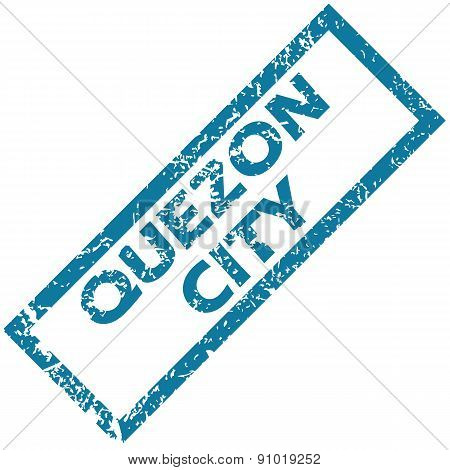 Quezon city rubber stamp