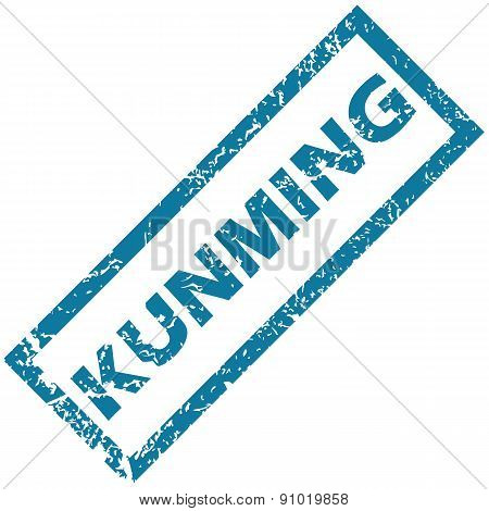 Kunming rubber stamp