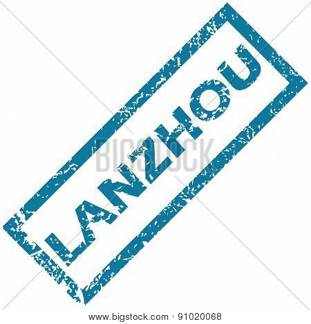 Lanzhou rubber stamp