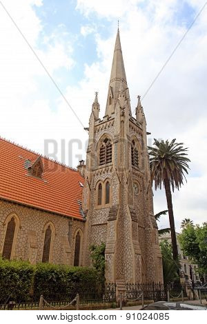 Protestant Church In Nice, France