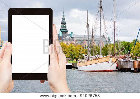Tourist Photographs Of Stockholm Museum, Sweden