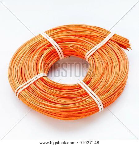 Color rattan
