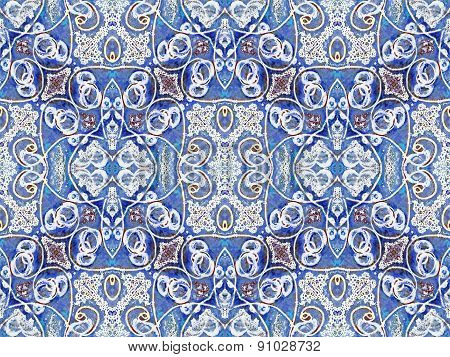 Decorative Ornate Pattern