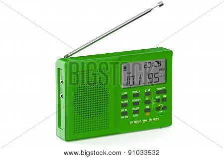 Green Digital Radio