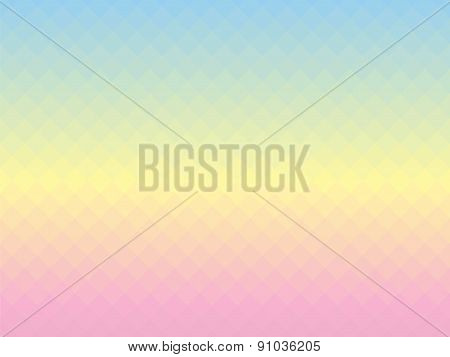 Modern Light Pastel Geometric Background