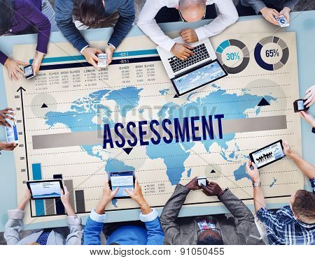 Assessment Opinion Evaluate Measurement Plan Concept