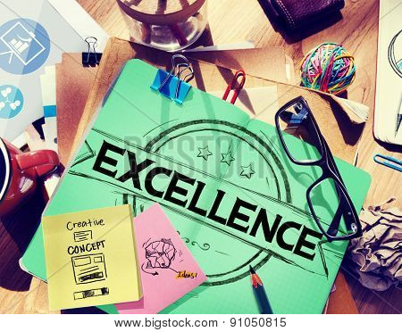 Exellence Ability Intelligence Perfection Proficiency Concept