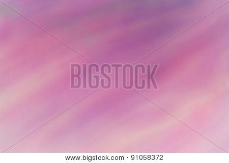 Blurred Pink Wave