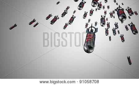 3d image of tax bomb