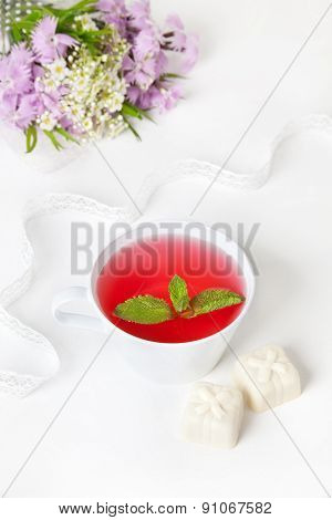 Tea And White Chocolate