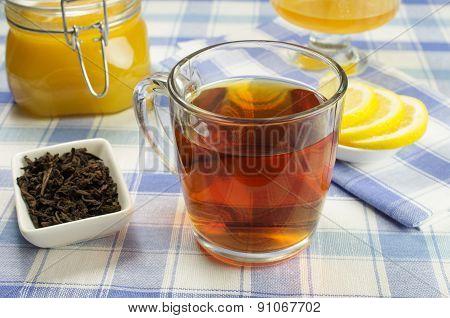 Honey, Lemon, Tea