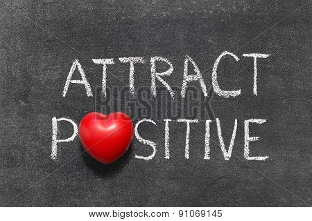 Attract Positive