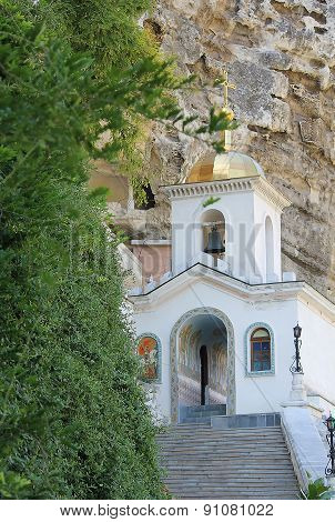 Assumption Monastery Of The Caves, Crimea