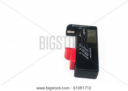 Digital Battery Meter Tester Isolated