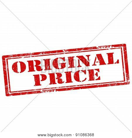 Original Price