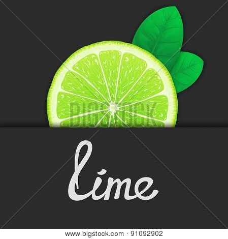 Just of lime