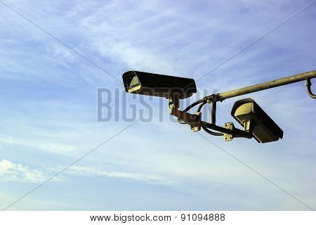 Cctv Control Camera
