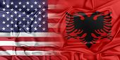 image of albania  - Relations between two countries - JPG