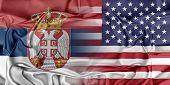 foto of serbia  - Relations between two countries - JPG