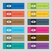 picture of intuition  - Eye Publish content sixth sense intuition icon sign - JPG