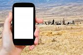 image of megaliths  - travel concept  - JPG