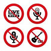 image of musical symbol  - No - JPG