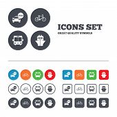 foto of ship  - Transport icons - JPG