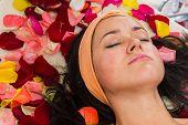 image of cosmetology  - Cosmetology spa facial - JPG