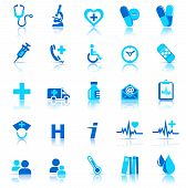 25 Health Care Icons