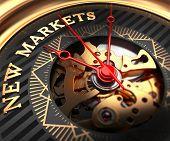 image of watch  - New Markets  on Black - JPG