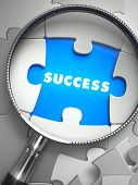 picture of missing  - Success through Lens on Missing Puzzle Peace - JPG