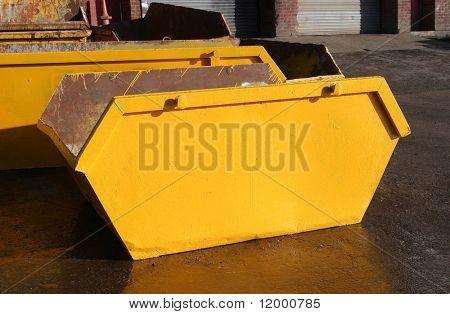 Abfälle überspringen