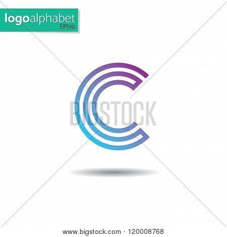 Logoalphabet, Letter C