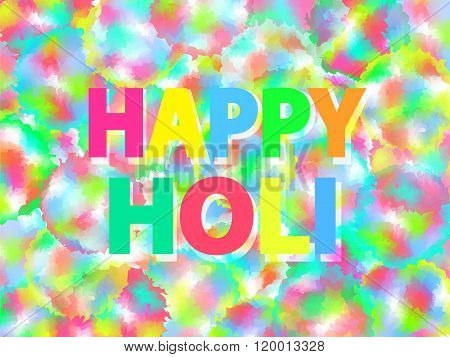 Holi Indian Festive Happy Holi Spring Holiday Color 3